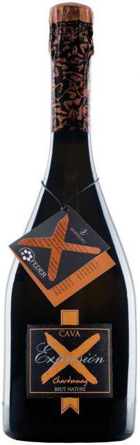 Expresion Solidarity Cuvée Chardonnay brut nature - DO Cava http://www.vinetur.com/vinos/espumosos/2069-expresion-solidarity-cuvee-chardonnay-brut-nature-do-cava/