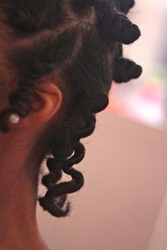 bantu knots