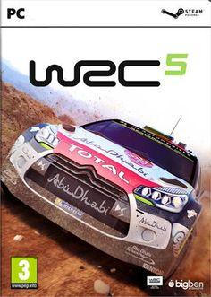 WRC 5  (Цифровая версия)  — 899 руб. —  WRC 5 – это очередная гоночная игра в серии WRC с огромным количеством лицензированных трасс и автомобилей.