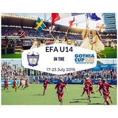 It's official! EFA's U14 squad will go to the Gothia Cup (Youth World Cup) this year!  @gothiacup_official #WeAreEFA #TeamEFA #EFALondon #TheEFAgoesToGothia