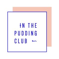Archief Producten - In The Pudding Club