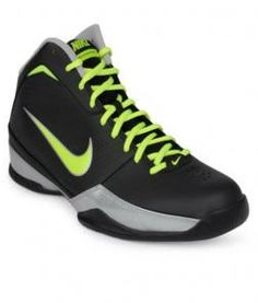 Nike Air Quick Handle Black Basketball Shoes