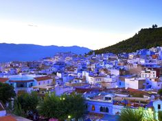 Blue City of Chefchaouen Morocco — Tourism in Morocco Blue City Morocco, Morocco Tourism, 1 Day Trip, North Africa, Us Travel, The Good Place, Places To Go, Beautiful Places, World