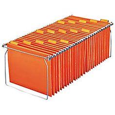 """Pendaflex® Actionframe Hanging Folder Frames, Letter-Size, 9 3/4""""H x 11 3/4""""W x 14""""-18""""D, Pack Of 2"""