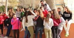 Amigos con Jesús 2016. Jaén. GA4 zona 2. 19 al 22 de marzo