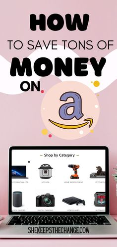If you shop on Amazon almost every week as I do, then you know the cart can add up pretty quickly. Try out these tips that help me save money every time! Best Money Saving Tips, Ways To Save Money, Saving Money, Money Tips, Budgeting Finances, Budgeting Tips, Amazon Hacks, Finance Organization, Financial Peace
