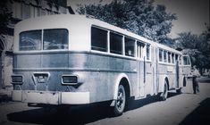 Ikarus 601 - fénykép a Magyar Műszaki és Közlekedési Múzeum gyűjteményéből