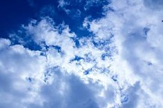 Clouds, Sky, Blue, Nature, Clouds Form