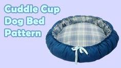 All kinds of free dog DIY stuff & patterns- beds, collars, leashes, clothes, toys, etc!