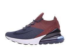 best service 24c09 09d14 Site Officiel 2019 Nike Air Max 270 Pas Cher Homme Marron gris noir bleu  AO1023-