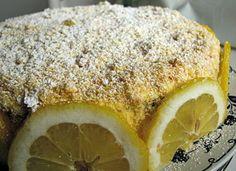 Torta con crema di burro al limone, ricetta per un dolce goloso