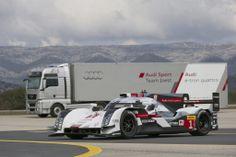 Audi dreht weiter an der Gewichtsschraube des R18 e-tron