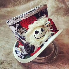 3 top hat halloween steampunk alternative by Discombobulous