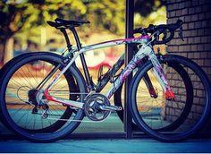 Spz Amira - woman road bike  @cam_piper #lovesroadbikes #spz #amira #sworks #roval #imspecialized - loves_road_bikes