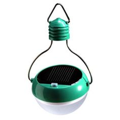 Nokero Solar Light Bulb - 3 (Three) Pack - Charge by Day, Light by Night. This Nokero Solar Light Bulb lasts up to 6+ hours. The N200 Solar Light Bulb has 4 LED lights, rechargeable AA - NiMH 1.2v battery included. This Solar Light Bulb is great for everyday use around the home as well as part of your camping gear. The Nokero Solar Light Bulb is the perfect tent light and is also an important.... $49.99. Rain Proof. Auto shut off feature automatically turns off in brig...
