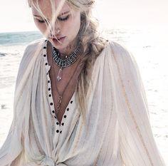 Bohemian Style Muse Beach Bling Amuse Society Summer Outfit Gypsy Boho Hawaii