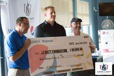 J.J. Watt Foundation Golf Outing 2014