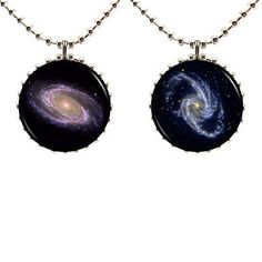 Galaxies necklace style #4 space #stars #black galaxy astronomy #universe pendant,  View more on the LINK: 	http://www.zeppy.io/product/gb/2/290610247600/