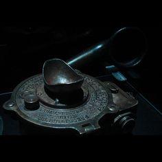 Titanic's Telephone