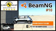 BeamNG Drive NCAP Crash Compilation 10