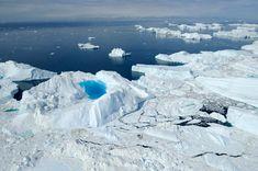 Watch a 3-Mile-Wide Glacier Crash into the Sea (VIDEO)