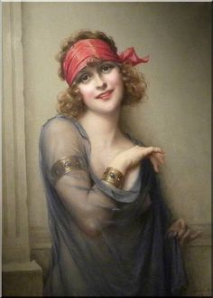 Pinturas de François Martin Kavel! | Artes & Humor de Mulher