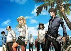 Unlimited Animes: Btooom!