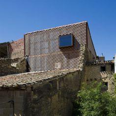 Archilovers The Social Network for Architect — Casa Rural El Cobijo de la Sonsierra, San Vicente...