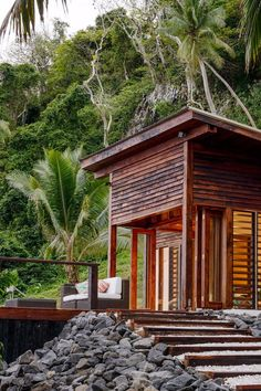 What We Love: Light-flooded oceanfront villas with alfresco bathrooms and plunge pools. The Remote Resort, Fiji Islands - Jetsetter