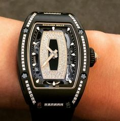 Richard Mille (Model No Field Watches, Tourbillon Watch, Richard Mille, Watches For Men, Men's Watches, Luxury Watches, Leather Gifts, Watch Model, Beautiful Watches