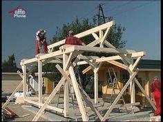 Bertsch Holzbau - Montagefilm Modell Carport Prestige