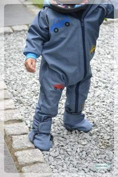 Makerist - Wintersuit von Kid5 - 1