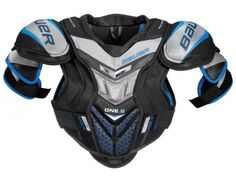 Browse all BAUER ice hockey protective for players. Hockey Gear, Ice Hockey, Hockey Shoulder Pads, Body Size, Biceps, Baby Car Seats, Supreme, Fitness, Sports