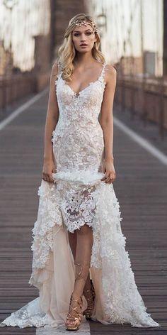 Wonderful Perfect Wedding Dress For The Bride Ideas. Ineffable Perfect Wedding Dress For The Bride Ideas. Amazing Wedding Dress, Best Wedding Dresses, Cheap Wedding Dress, Bridal Dresses, Backless Wedding, Dresses Dresses, Perfect Wedding, Event Dresses, Modest Wedding