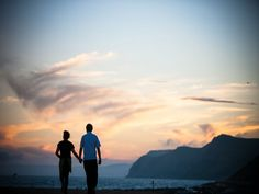 Take a romantic stroll on the Jurassic Coast