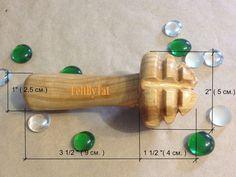 Wet felting tool for felt making Felted wool shoemaking device