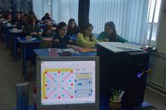 Profu`economist: SIMULTANUL NAȚIONAL DE SCRABBLE 1/2017 Scrabble, National Days, Romania, School, Schools