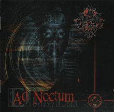 1999 - Limbonic Art - Ad Noctum - Dynasty of Death