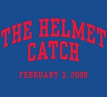 The Helmet Catch by aBrandwNoName