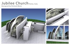 Jubilee Church ItalyThis is my most favourite piece of Architecture EVER.