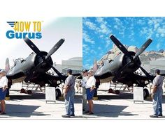Photoshop Elements Remove and Replace Background, create a better background Adobe Photoshop Elements 15 14 13 12 11 Tutorial