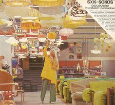 SOK mainos - 70-luvulta, päivää ! -blogi