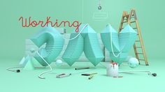 Working Day on Behance