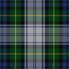 Gordon Dress tartan (clan/family)