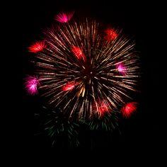Tokyo Bay Hanabi Taikai (fireworks festival)