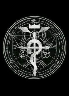 Fullmetal Alchemist Brotherhood, Anime Tattoos, Body Art Tattoos, Tatoos, Magic Symbols, Occult Art, Desenho Tattoo, Anime Japan, Symbolic Tattoos