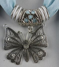 Popular Butterfly Shaped Pendant Scarf Jewellery Canada Butterfly Scarves Pendant from www.jewelryscarfcanada.com