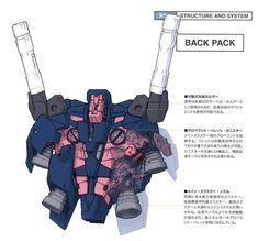 密斯特喬/MR.JOE HOBBY: 【模界趣聞】獨角獸框架設定 Unicorn Gundam, Gundam Art, Mecha Anime, Gundam Model, Mobile Suit, Manga Art, Cyber, Science Fiction, Robot