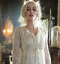 HELEN -Gillian Anderson is the youngest ever Miss Havisham on the BBC at 43