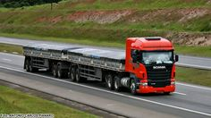 Scania R420 A 6X4 - Brasil